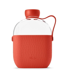 HIP BOTTLE 650ml Coral